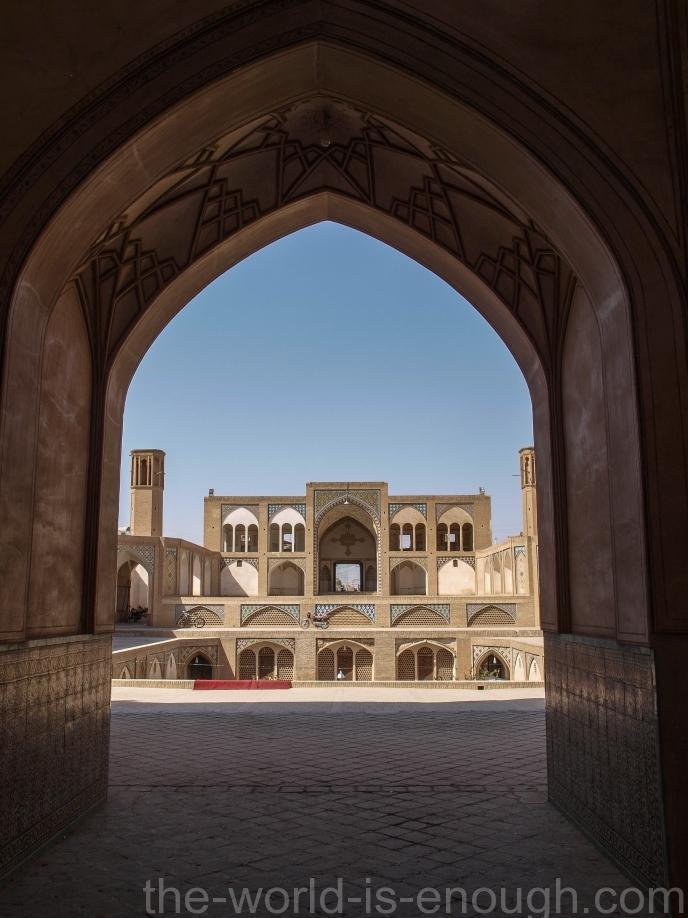 Agha Bozorgh Mosque Kashan