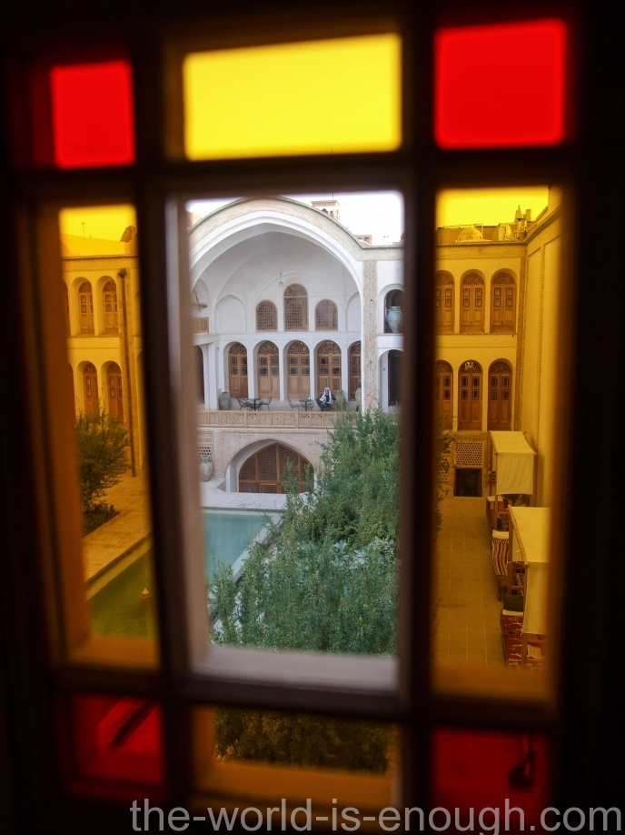 Manouchehri House Hotel, Kashan, Iran, Манучери Хауз, Кашан