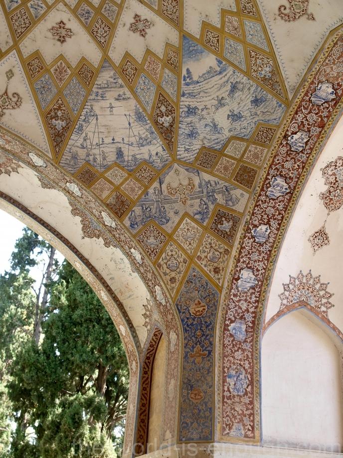 Kashan, Fin Garden